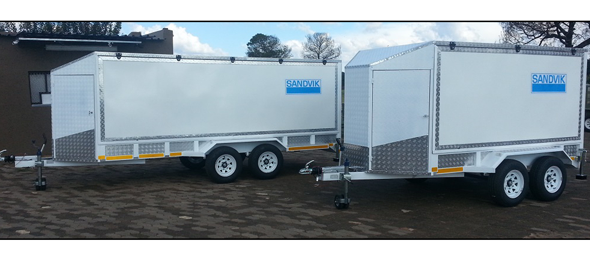 Home Dura Trailers Custom Trailer Manufacturing And Sales